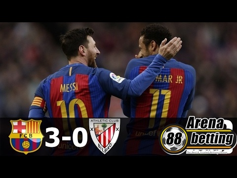 HASIL PERTANDINGAN BARCELONA VS ATH BILBAO 3 - 0  Awal DariKebangkitan Barca