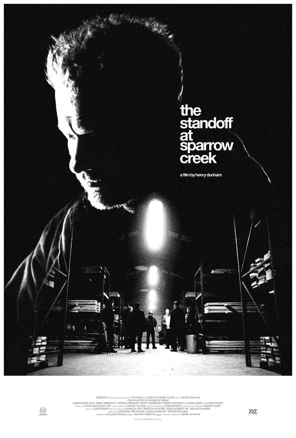 The Standoff at Sparrow Creek (2018) Movie Poster