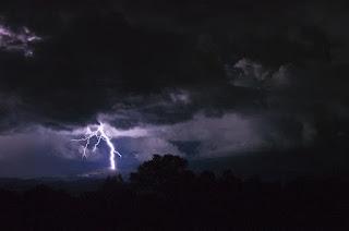 Cosa fare quando c'è il temporale