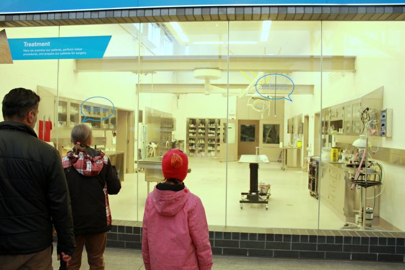 Inside the Toronto Zoo Wildlife Health Centre