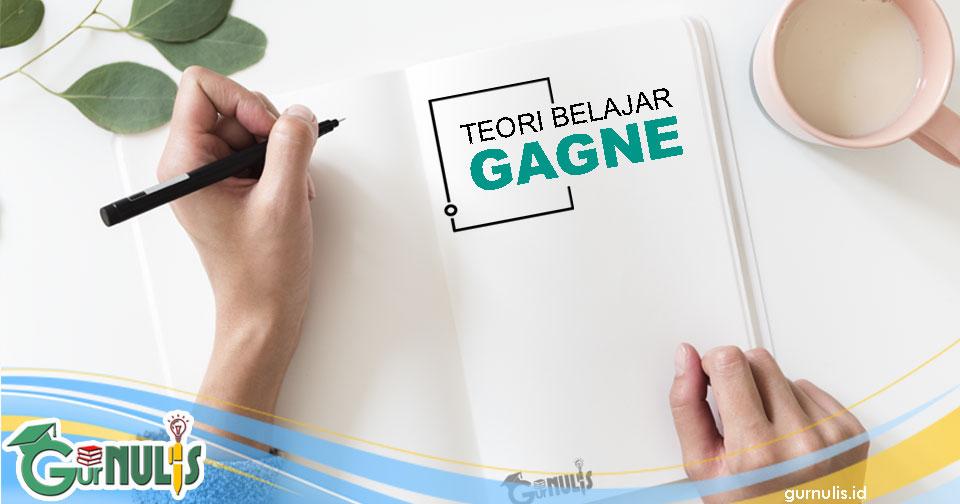 Teori Belajar Gagne dalam Matematika SD - www.gurnulis.id