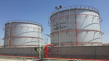 Petroleum storage tank fire prevention