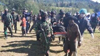 Dua Anggota TNI Menjadi Korban Penyerangan Orang Tidak Dikenal di Kab Yahukimo Papua