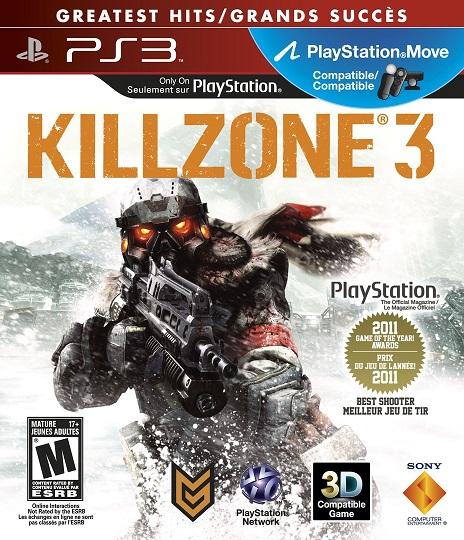 Killzone 3 PS3 ISO