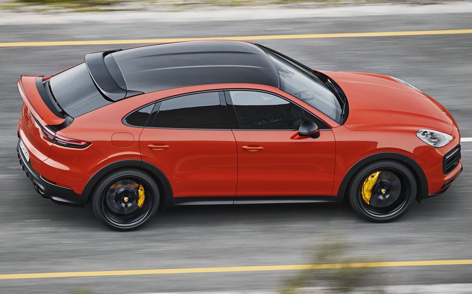 Porsche Cayenne 2021-2022 tem recall no Brasil por defeito na suspensão traseira