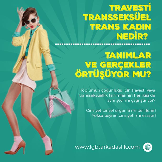 Travesti nedir?