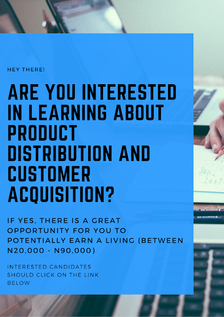 Are you interested in developing your product distribution and customer acquisition abilities?