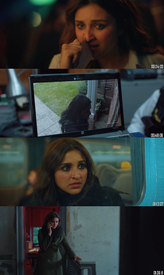 The Girl on The Train 2021 Hindi 720p 480p WEB-DL x264 Full Movie