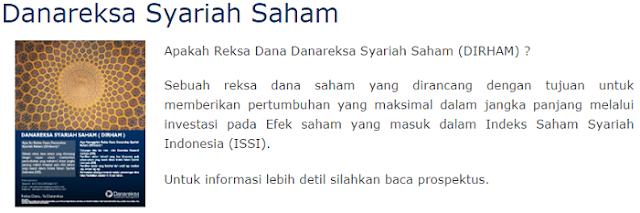 Danareksa Syariah Saham