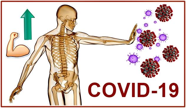 Aprende a aumentar tus defensas de forma natural contra el Covid-19 y otros coronavirus