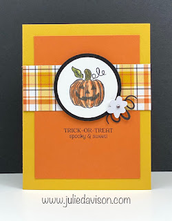 6 September 2020 Hey, Pumpkin ~ Paper Pumpkin Alternative Projects #paperpumpkin #stampinup www.juliedavison.com