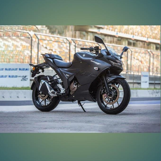 [NEW] Suzuki gixxer 250.