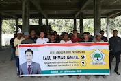 Politisi Udayana Asal Sekotong,Gelar Reses di Berbagai Desa di Lombok Barat.