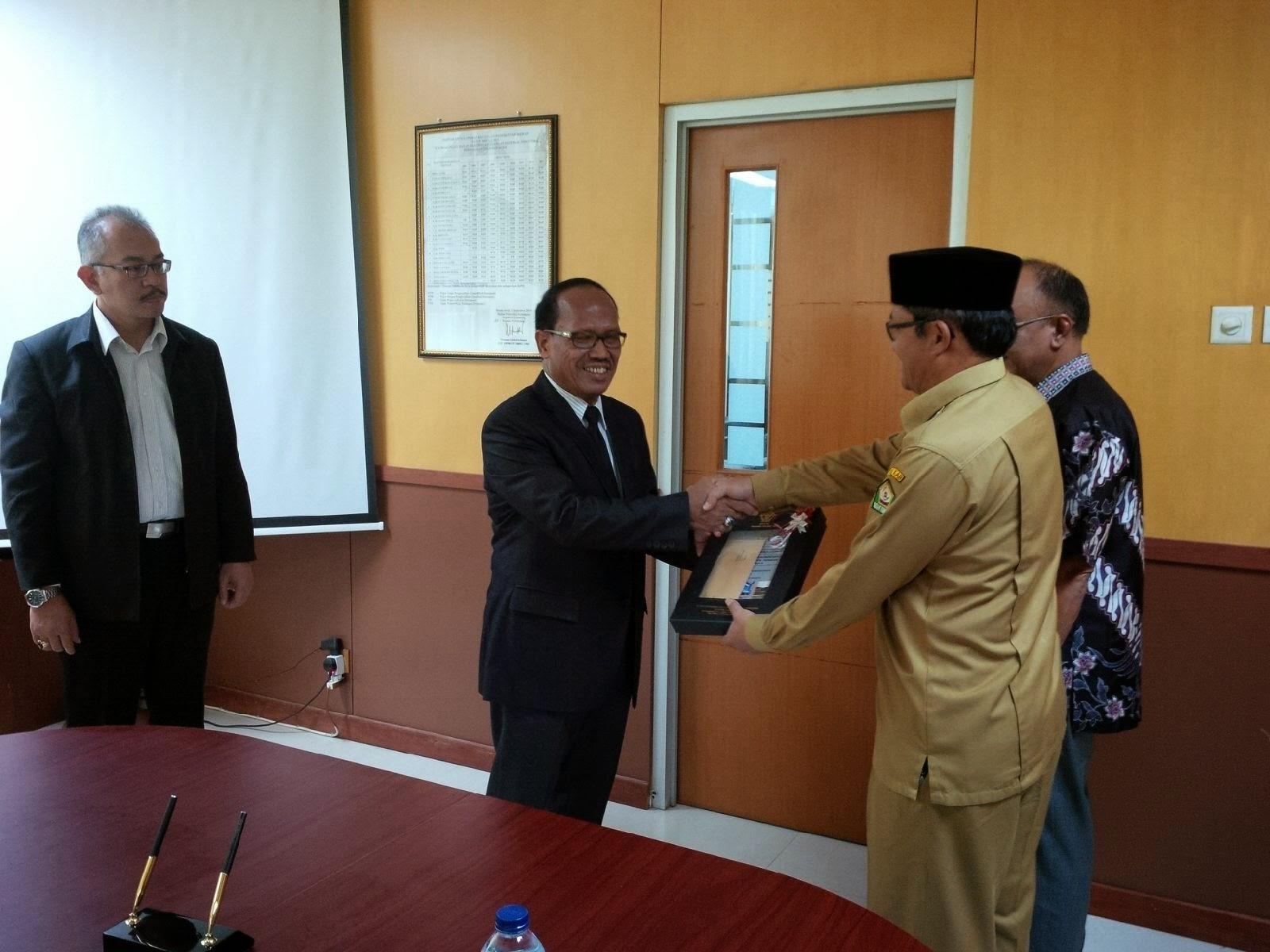 LHP 2014, Aceh Tengah Raih WTP dari BPK