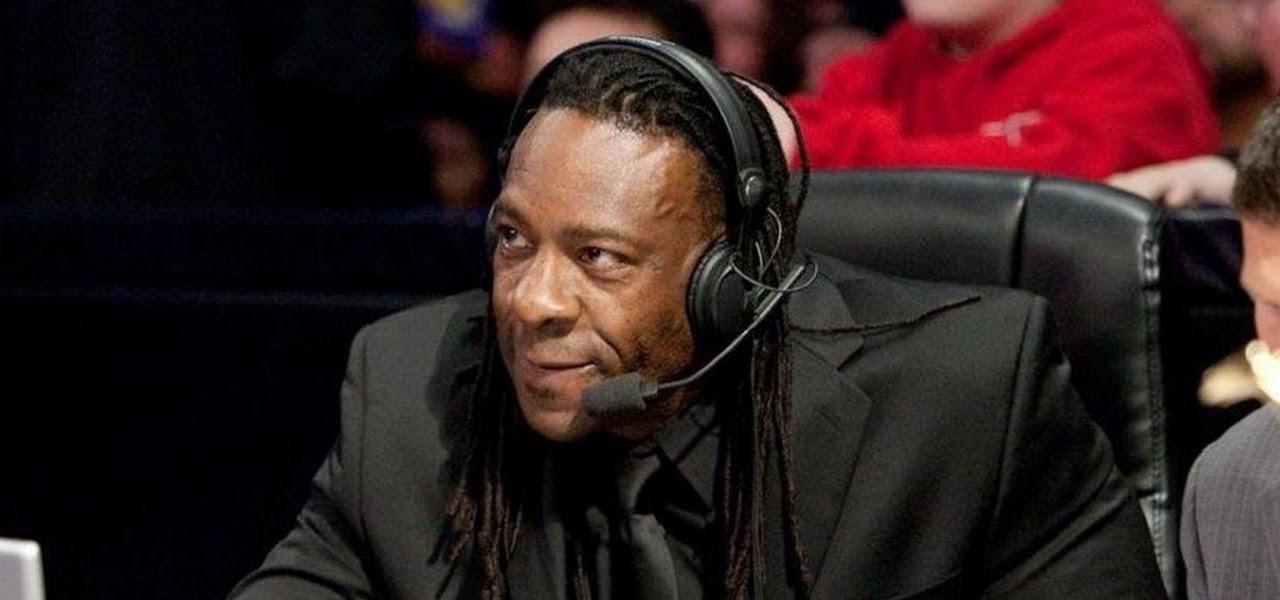 Booker T fala qual é a sua opinião sobre a ideia da WWE comprar a AEW no futuro