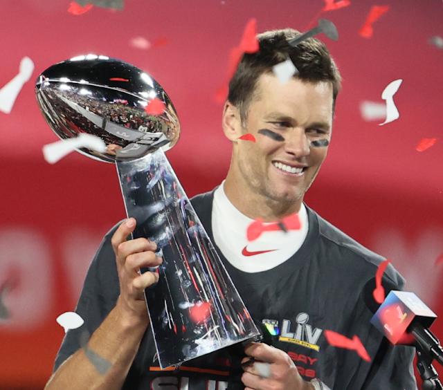 Super Bowl LV ,las imágenes de una noche histórica