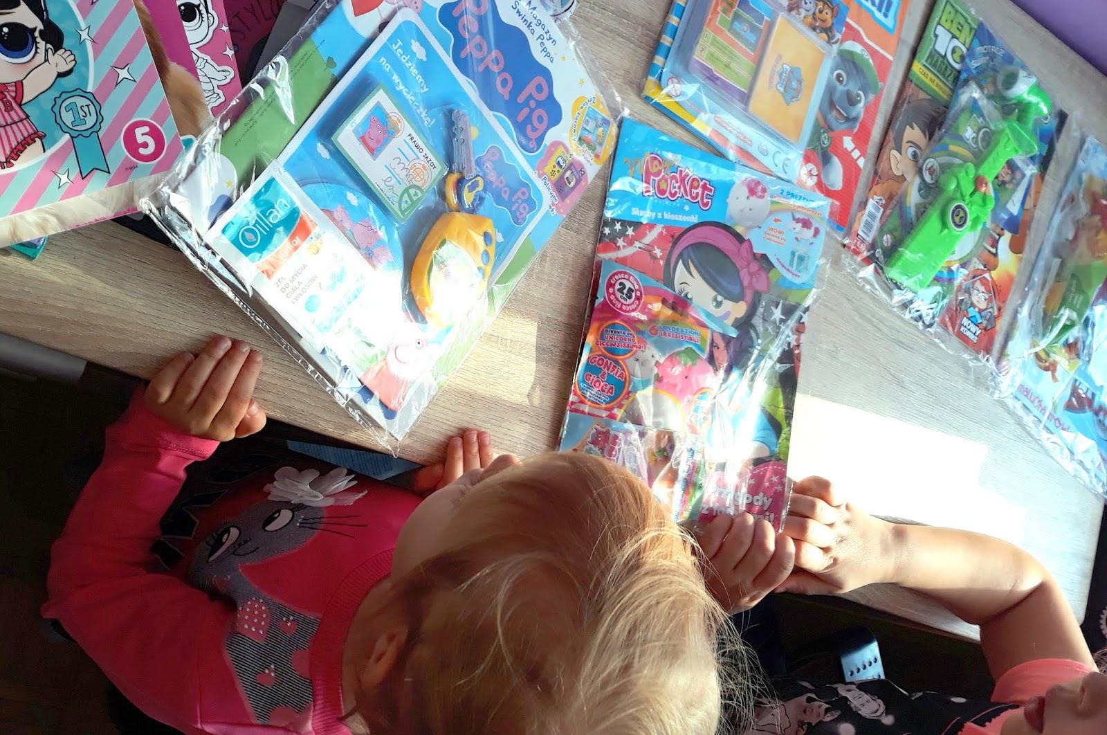 MS Zawada dawka inspiracji dla dzieci