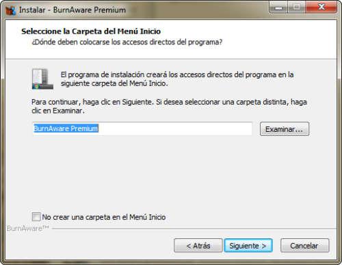 BurnAware Premium 10.0 Full Español