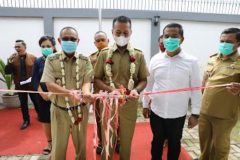 Wagub Sumut Bersama Plt Wali Kota Medan Resmikan Gedung Baru IPWL Mari Indonesia Bersinar
