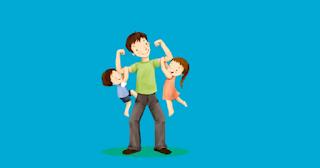 Feliz dia dos Pais 2019 para Todos os Pais do Facebook