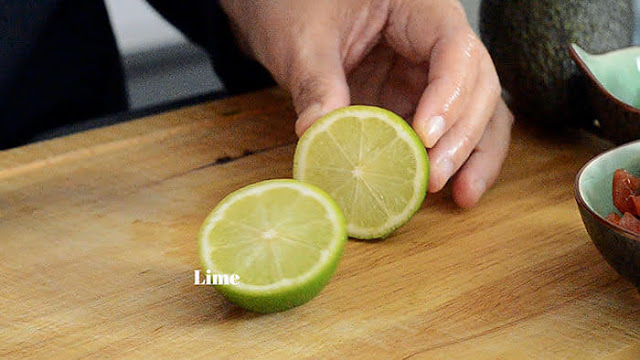 lime for guacamole