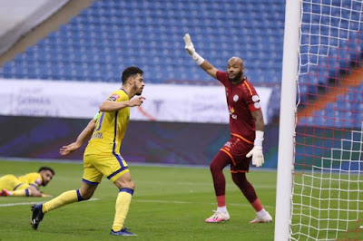 ملخص واهداف مباراة النصر والاتفاق (3-2) الدوري السعودي