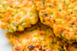 CORN FRITTERS RECIPE & VIDEO