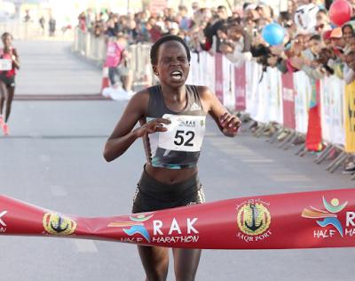 Nuevo récord de Medio Maratón Femenino!!