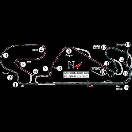 Jadwal dan Hasil Formula 1 Satu One Catalunya Barcelona Spanyol 2017 F1