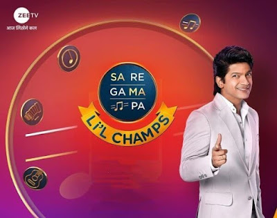 Sa Re Ga Ma Pa Lil Champs 2019 S7 2019 Episode 16 720p WEBRip 350Mb x264. Sa Re Ga Ma Pa L'il Champs, is a sub-series of Sa Re Ga Ma Pa, it is a singing competition television series, which airs on Zee TV. Young children participate in this show and are judged on the basis of their voice quality, singing talent and versatility in their performance.