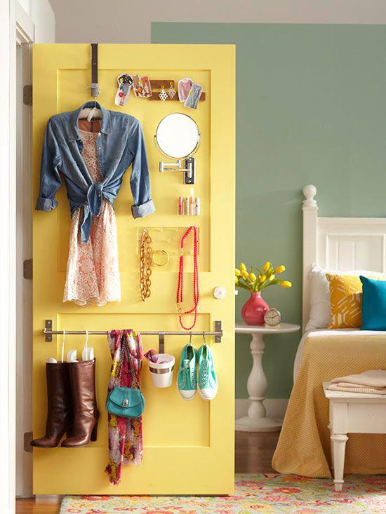 trucs ménage de garde-robe