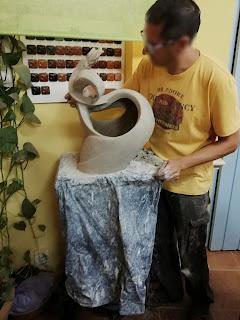 Clases de escultura
