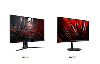 Acer, Asus and LG unveil new displays with HDMI 2.1 ports to play videos and games with 4k resolution and 120Hz refresh rate