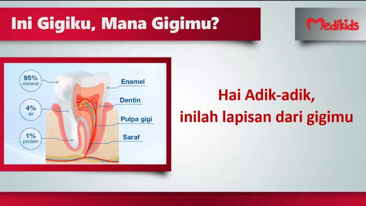 mengenal gigi