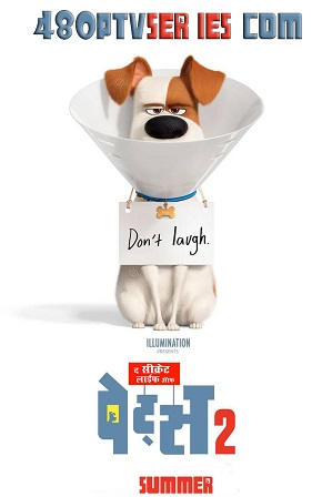 The Secret Life of Pets 2 (2019) 300MB Full Hindi Dual Audio Movie Download 480p Web-DL Free Watch Online Full Movie Download Worldfree4u 9xmovies