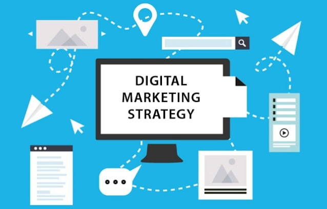 components successful digital marketing strategy
