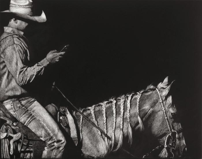 Американский художник.