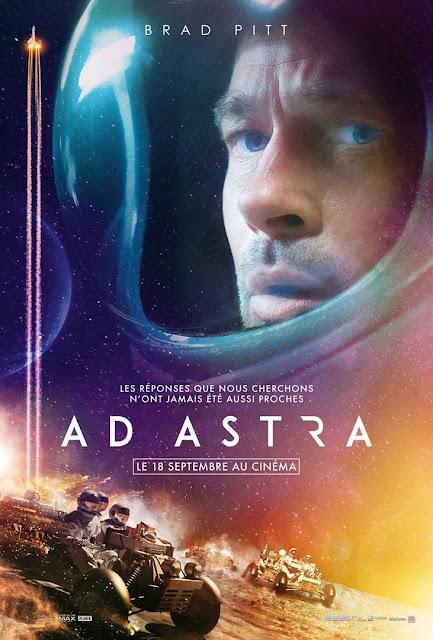 Film Ad Astra L'Agenda Mensuel - Septembre 2019