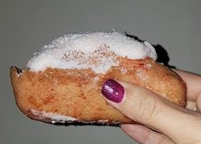 Little Jo Berry's Strawberry Coconut Twinkie