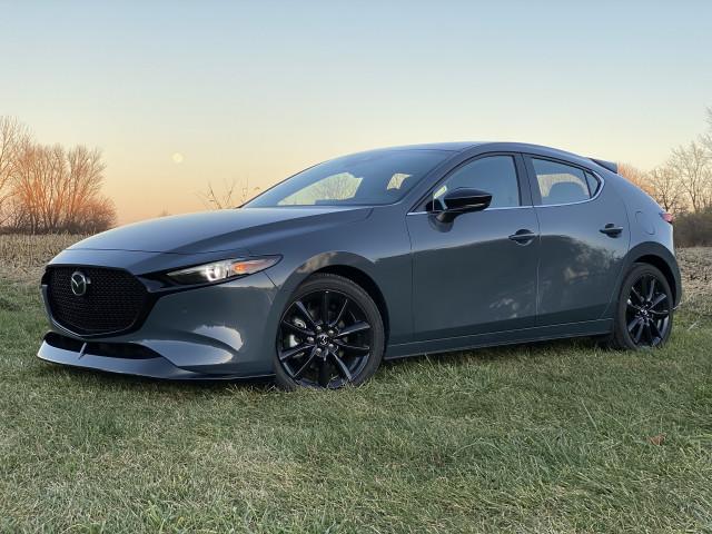 2021 Mazda MAZDA3 Review