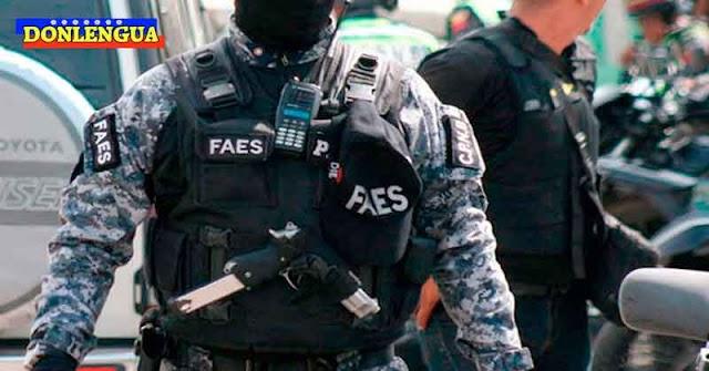 FAES ejecutó a 5 hombres en Lara sin saber siquiera si eran delincuentes