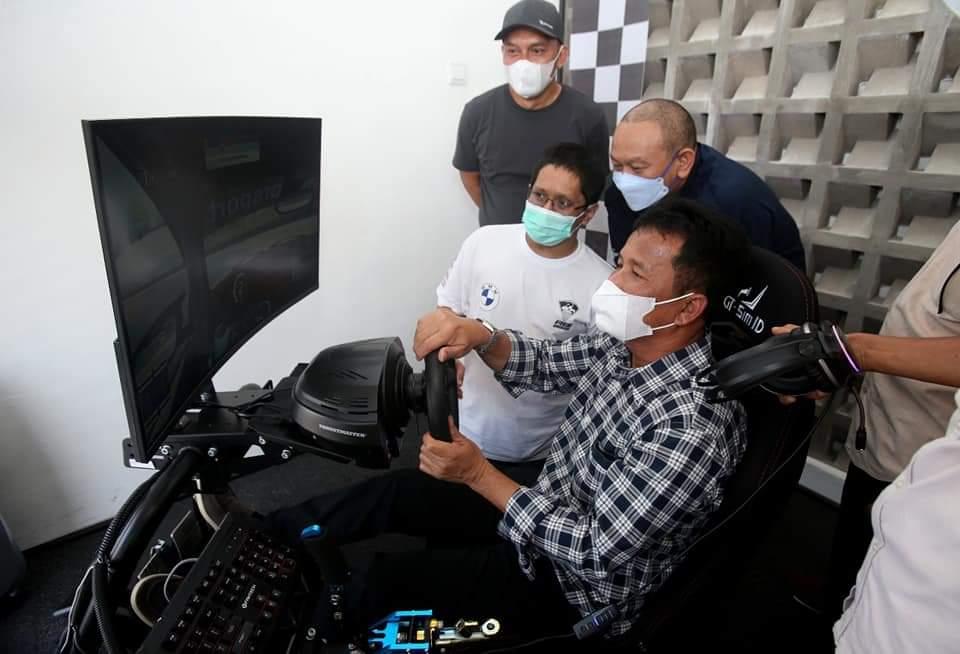 Rudi Sambut Baik Dengan Hadirnya Batam Digital Motor Sport