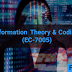 Information Theory & Coding (EC-7005)