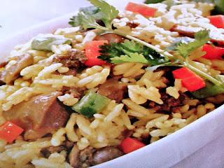 Gambar Resep Nasi Goreng Kuning