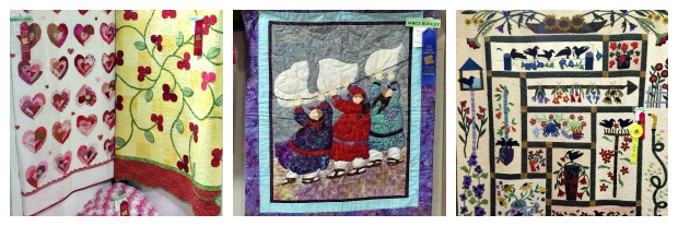 New England Fall Events_The Big E_Quilting Competition