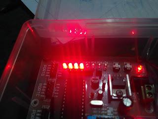 Cara membuat Program LED Menggunakan AVR
