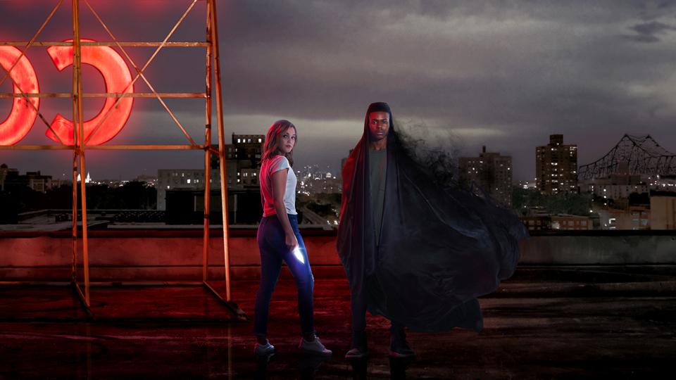 Cloak Và Dagger
