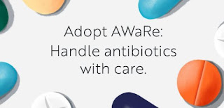 """""""AWaRe"""" campaign Launched by WHO to handle AMR"""