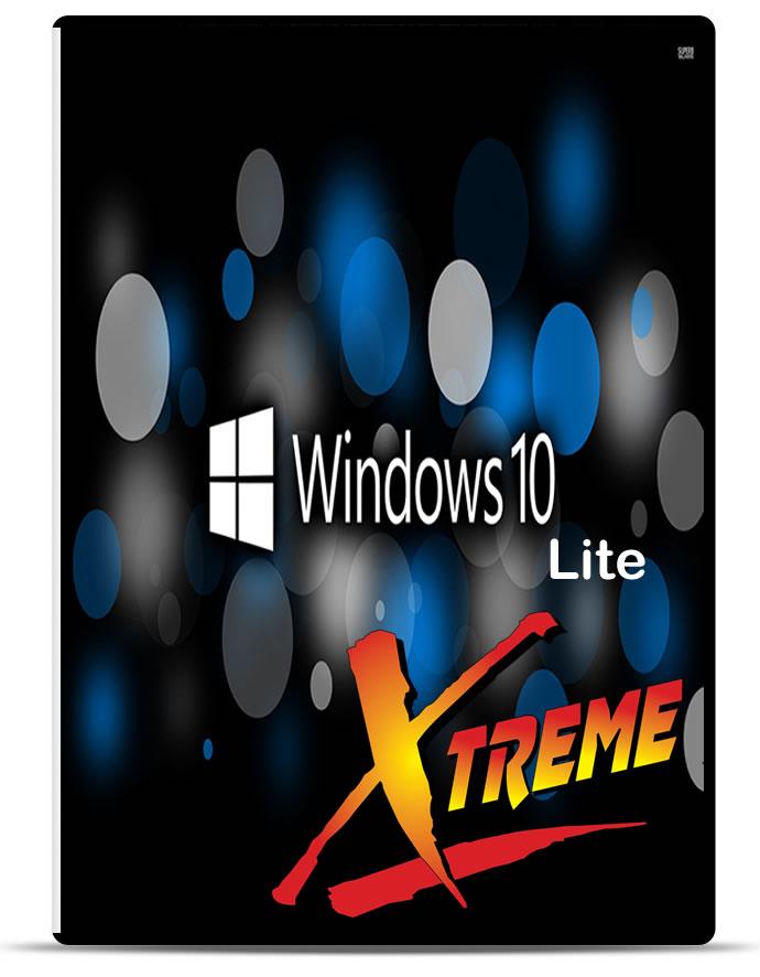 Windows 10 Xtreme LiteOS Edition (2104) x64 Multi-Language Download Grátis