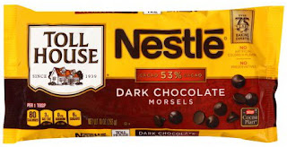Eclectic Red Bar: Nestle Dark Chocolate Chips